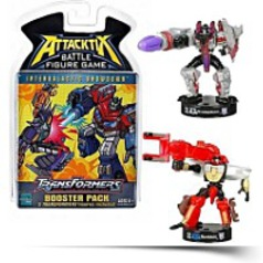 Attack Tix Transformers Booster Pack