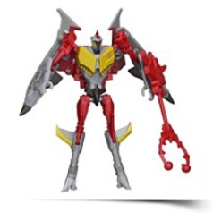 Prime Beast Hunters Commander Class Starscream