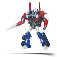 Prime Weaponizer Optimus Prime Figure