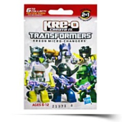 Transformers Preview Series Kreon Microchangers