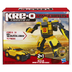 kre-o transformers bumblebee construction bricks pieces