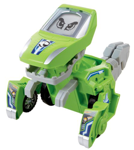 Vtech Switch And Go Dinos - Sliver The T-rex Dinosaur