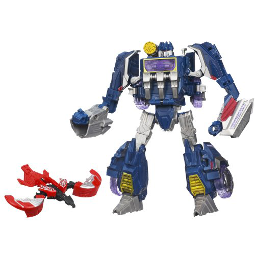 Transformers Generations Fall Of Cybertron Series 1 Soundwave Figure 6. 5 Inches