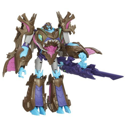 Prime Beast Hunters Voyager Class Sharkticon